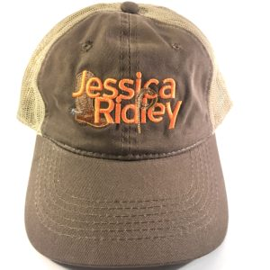 Brown Ball Cap