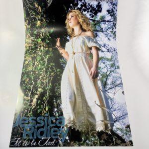 Jessica Ridley Goddess Poster